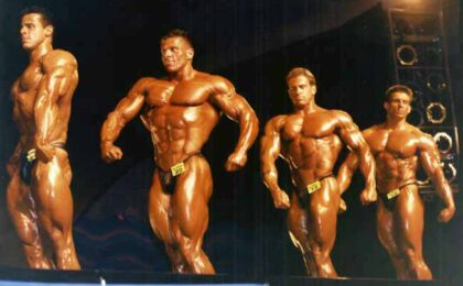Mr Olympia 1991 Tom Terwilliger