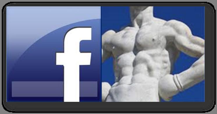 Social Media Assists in Sculpted Body