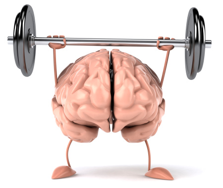 Pumping Up Your Grey Matter Muscle