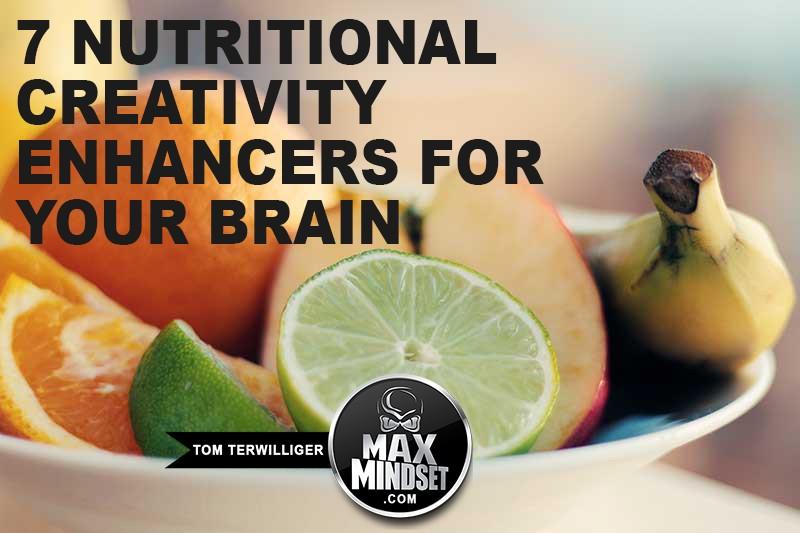 7 Nutritional Creativity Enhancers for Your Brain