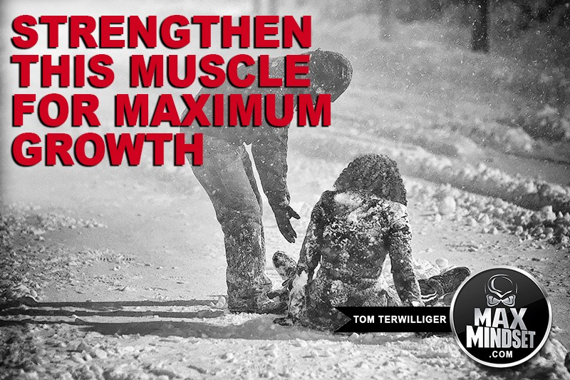 Success Mindset Tip# 103: Strengthen This Muscle For Maximum Growth
