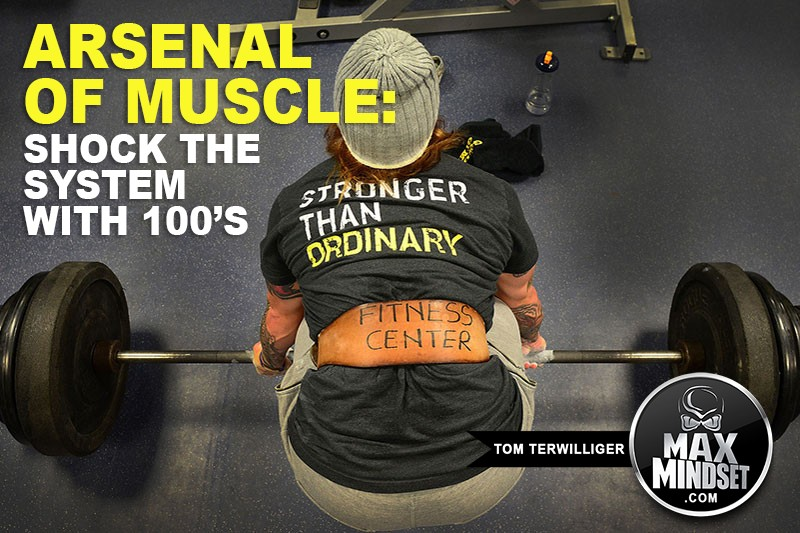 Arsenal of Muscle: Shock The System With 100s