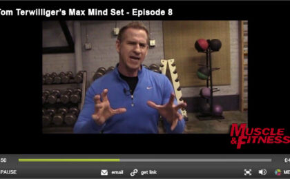 Tom Terwilliger | Max Mindset | High Achievers University | Muscle and Fitness