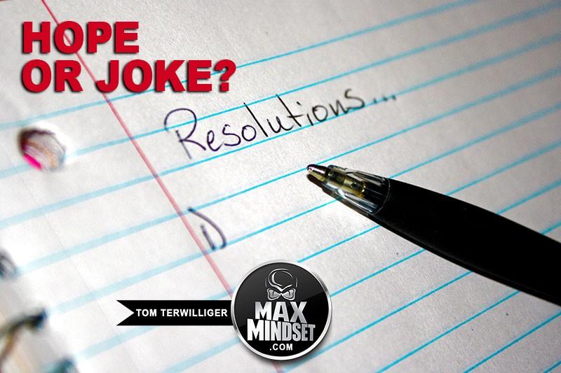 Hope or Joke?
