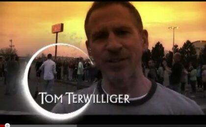 Tom Terwilliger | Max Mindset | High Achievers University | Fire Walk
